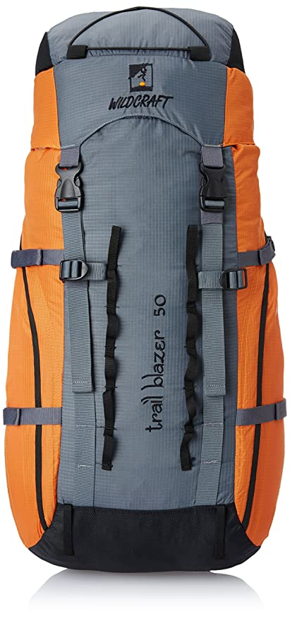 5bc09bc540 Wildcraft Trailblazer 50 Ltrs Orange Rucksack (8903338319108 ...