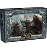 CoolMiniOrNot A Song of Ice and Fire Umber Greataxes Board Games