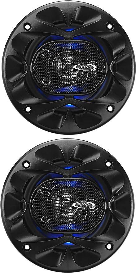 BOSS Audio BE423 225 Watt So... Per Pair 4 Inch Full Range 3 Way Car Speakers
