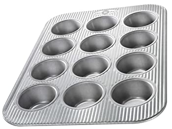 USA Pan 1200MF Muffin Pans