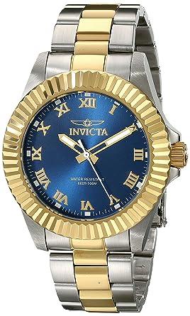 Invicta Men's 16742 Pro Diver Analog Display Swiss Quartz Two Tone Watch