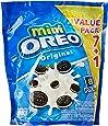 Oreo Mini oreo original, 20.4 g (Pack of 8)