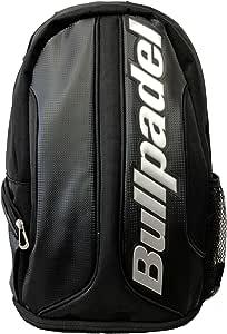 Mochila Bullpadel BPM 18002 Negro/Silver: Amazon.es: Deportes y ...