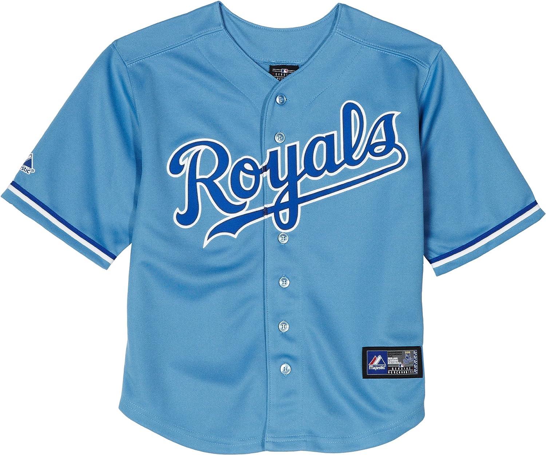 royals baseball jersey