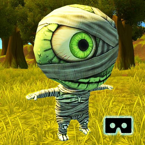 Moron Zombies - VR/AR (Zombie Headset)