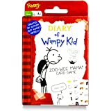Diary of a Wimpy Kid Zoo-Wee Mama! Gioco di carte (Versione Inglese)