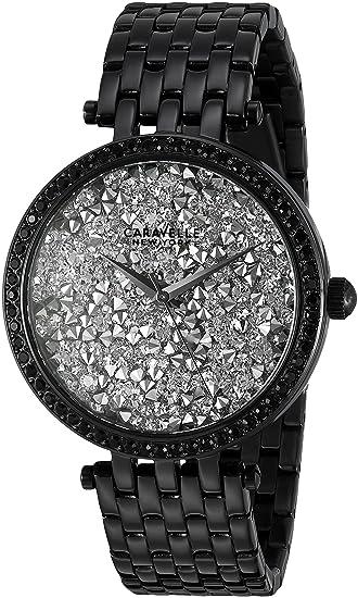 1614ef0cc5c2 Caravelle Women s Quartz Stainless Steel Casual Watch