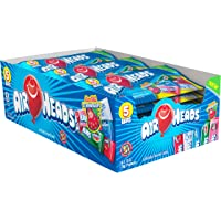 AirHeads Candy Variety Pack, 5 Individually Wrapped Assorted Fruit Bars, Party, Halloween, 2.75 Ounces (Bulk Pack of 18), 49.5 Ounce