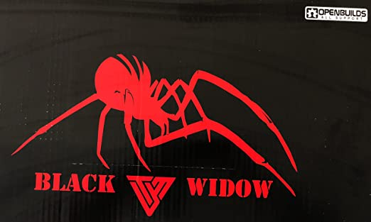 Amazon.com: tevo Black Widow Impresora 3d Prusa i3 Variant W ...