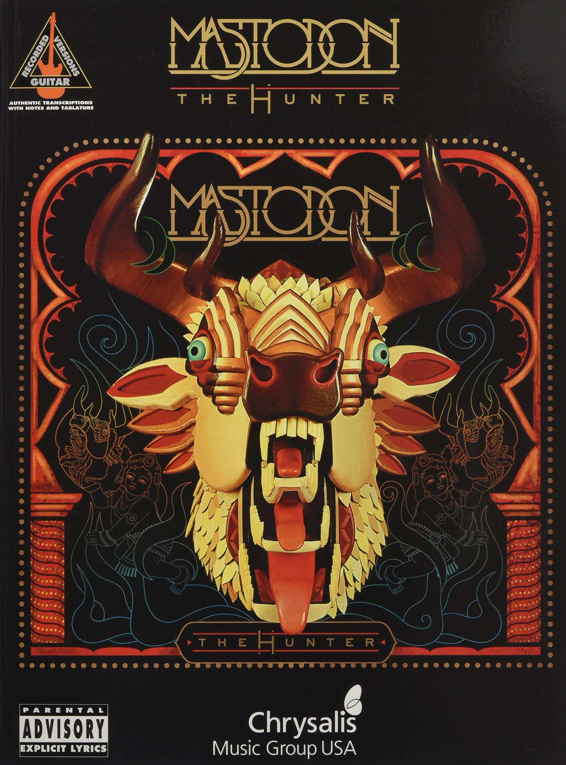 Mastodon - the Hunter (Guitar Recorded Versions)
