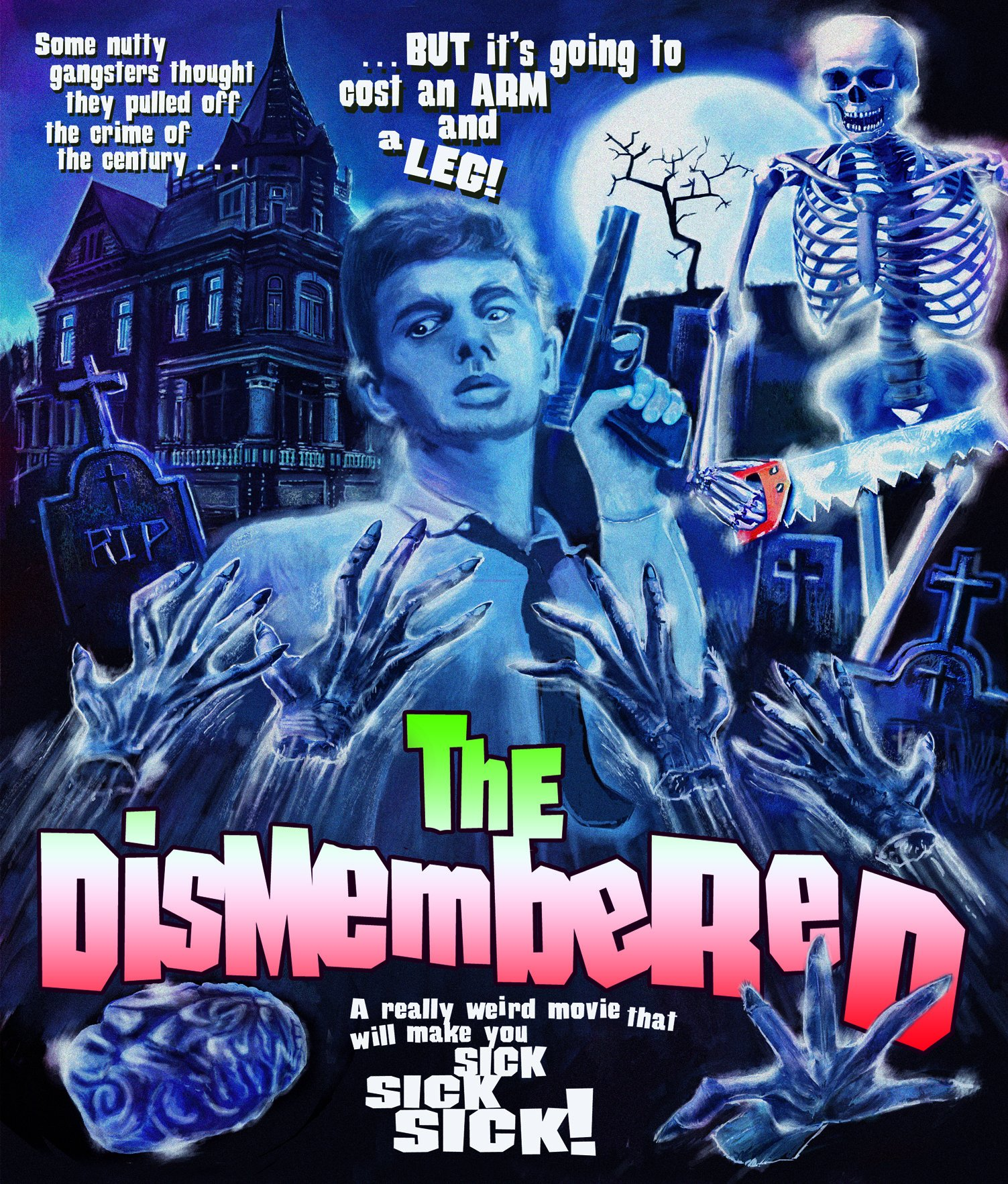 Blu-ray : The Dismembered (Blu-ray)