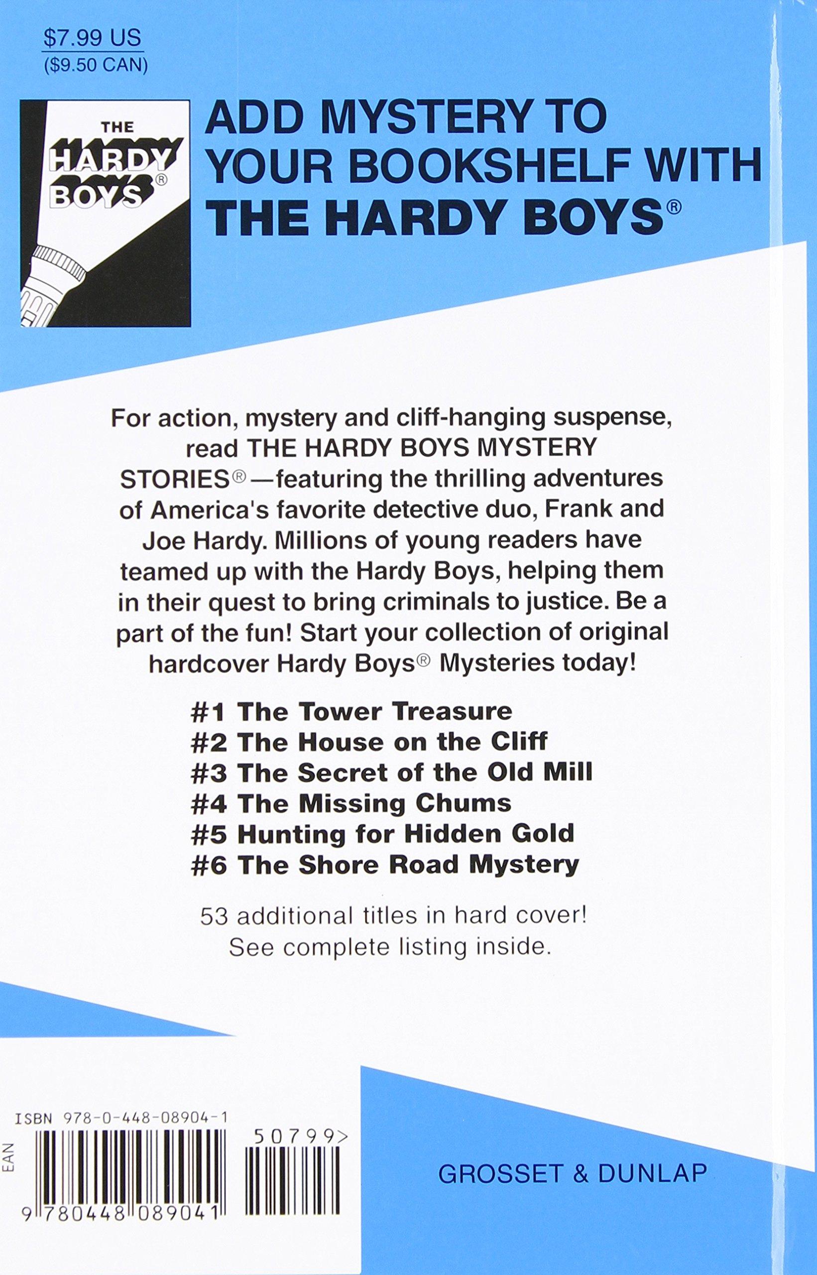 Hardy Boys Starter Set, Th The Hardy Boys Starter Set: Franklin W Dixon:  9780448464954: Amazon: Books