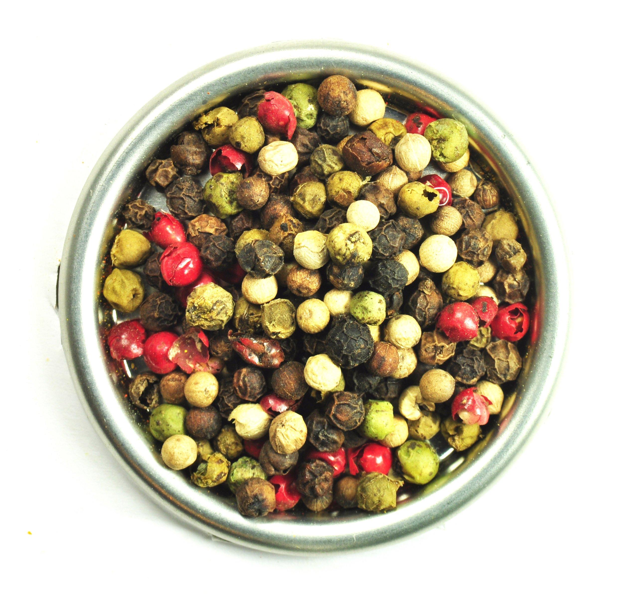 Dualspices Mix Pepper Corn 90 Grams 3.17 Oz
