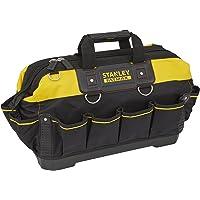 Stanley FatMax 1-93-950 Gereedschapstas (49 x 26 x 10 cm, waterdichte bodem, versterkte naden, ergonomische rubberen…