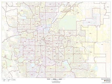 Amazon.com : Denver, Colorado Zip Codes - 48