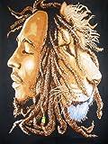 Jaipur?Bob Marley?traditionnel mur tapisserie, Hippie, Poster, Affiche Rasta indien mur, Lion ou Résidence Bohème Décoration de salle, Gypsy mur Art 76,2x 106,7cm cm