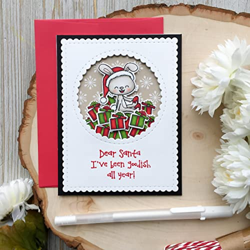 Ideas For Christmas Cards Handmade.Amazon Com Handmade Christmas Card Gifts Presents