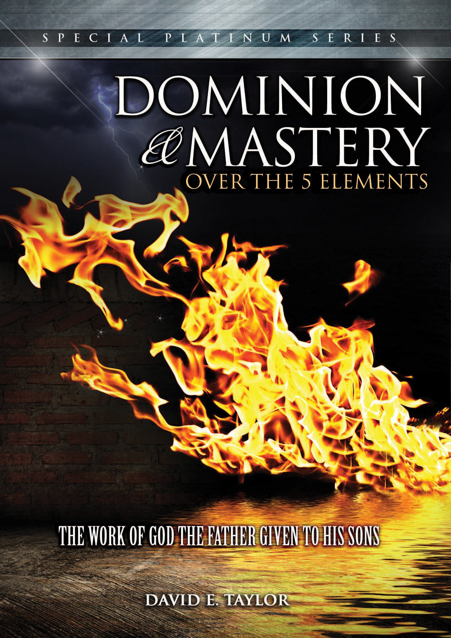 Download Dominion and Mastery Over the Five Elements pdf