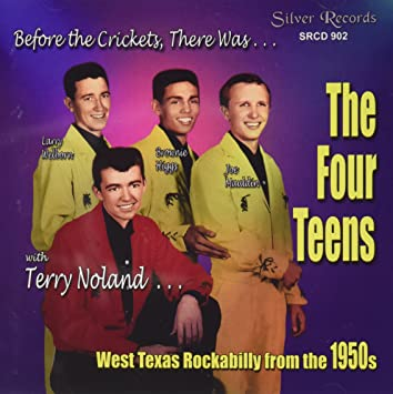 Image result for terry noland four teens