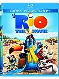 Rio (Blu-ray/ DVD Combo + Digital Copy)