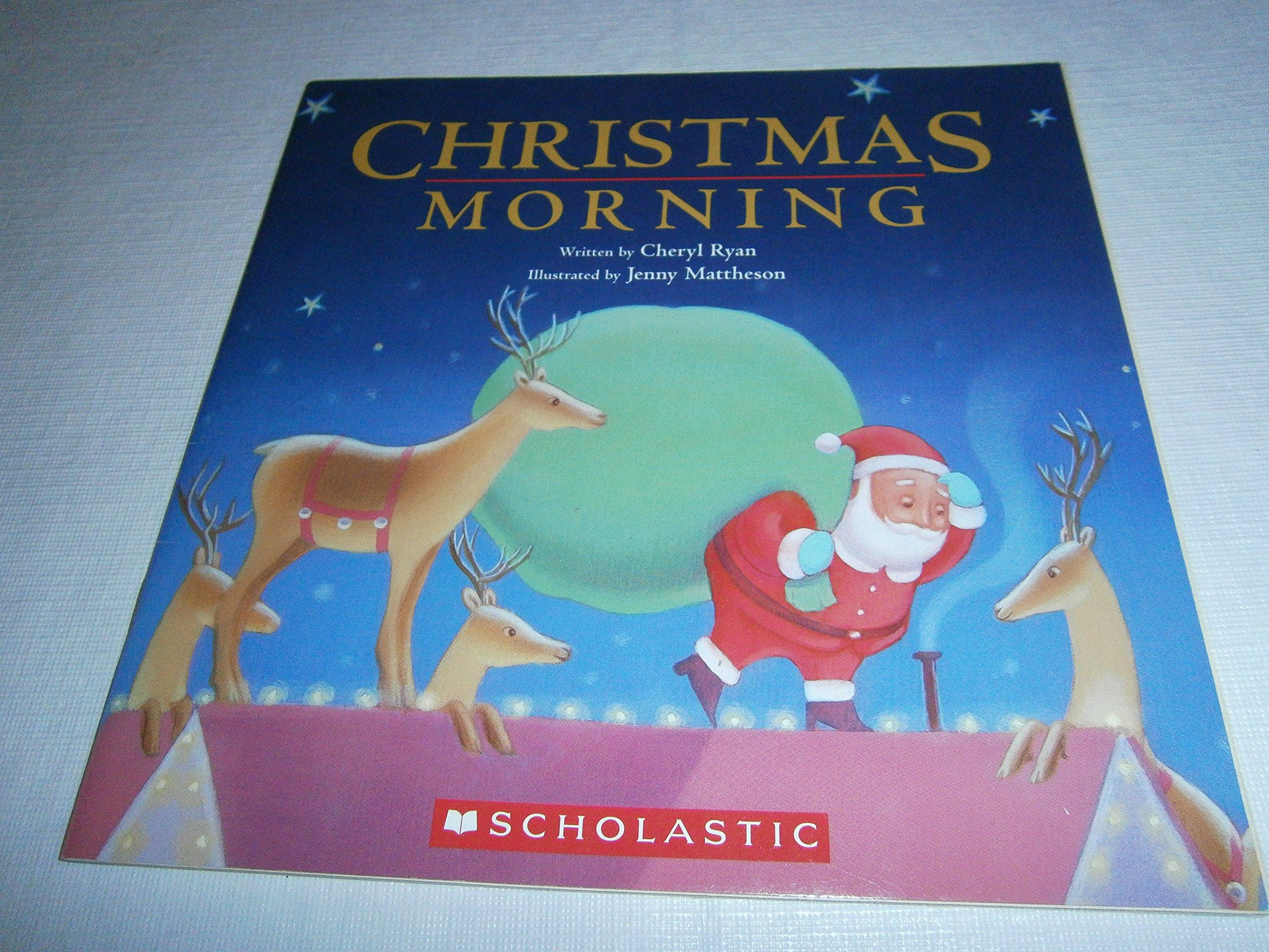 Read Online Christmas Morning (Paperback 2012) pdf