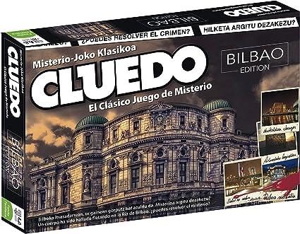 Eleven Force Cluedo Bilbao (82868), Multicolor: Amazon.es: Juguetes y juegos