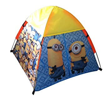 Despicable Me Minion Made Igloo Tent  sc 1 st  Amazon UK & Despicable Me Minion Made Igloo Tent: Amazon.co.uk: Toys u0026 Games