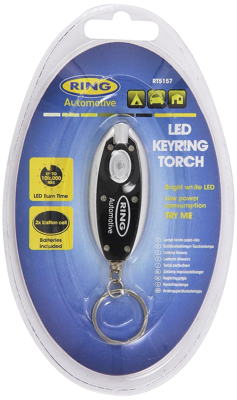 Ring Automotive Rt5157 1 Led Keyring Torch Ring Automotive Ltd.