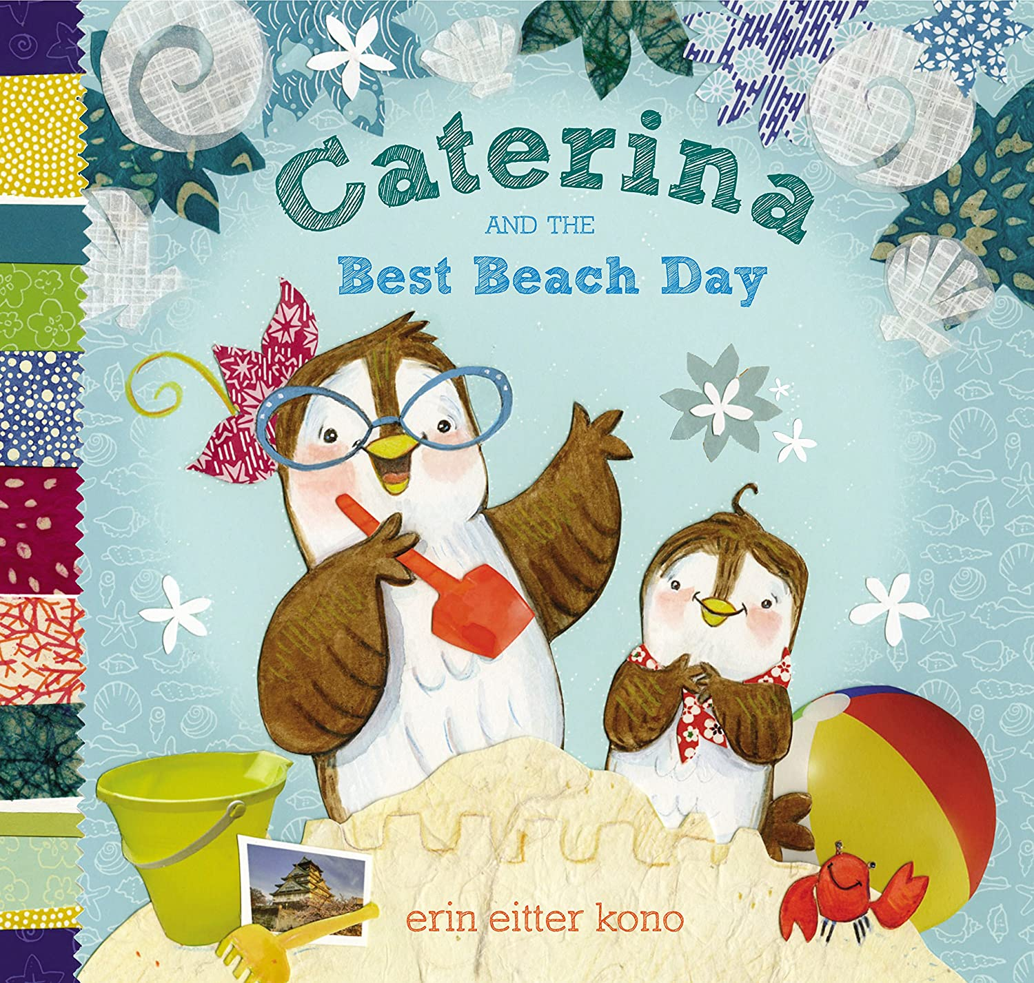 Caterina and the Best Beach Day (English Edition) eBook: Kono ...