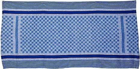 Qualit/é sup/érieure Ensemble de 10/torchons /à vaisselle bleu-blanc 45 x 90 cm STANDARD /ÖKO-TEX Torchons de cuisine professionnels bleu-blanc 100//% coton Torchons mineurs