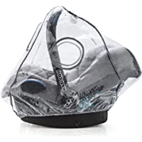 Black Rain Cover to fit MOTHERCARE MAINE car seat Raincover VENTILATED
