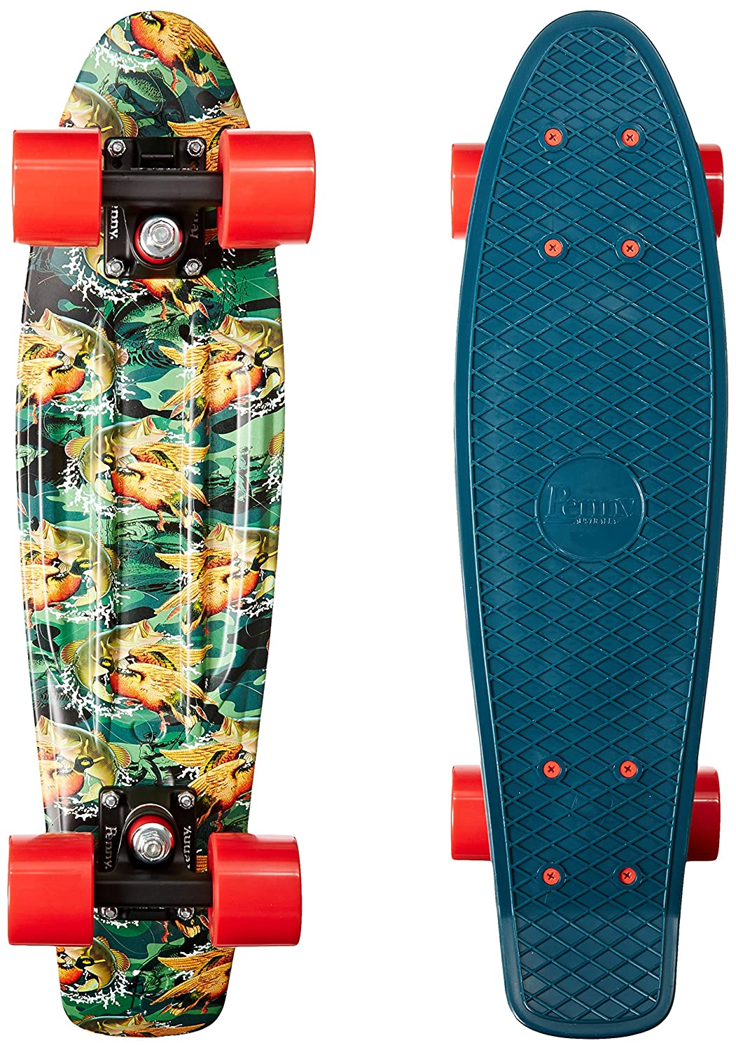Penny Skateboard Graphics
