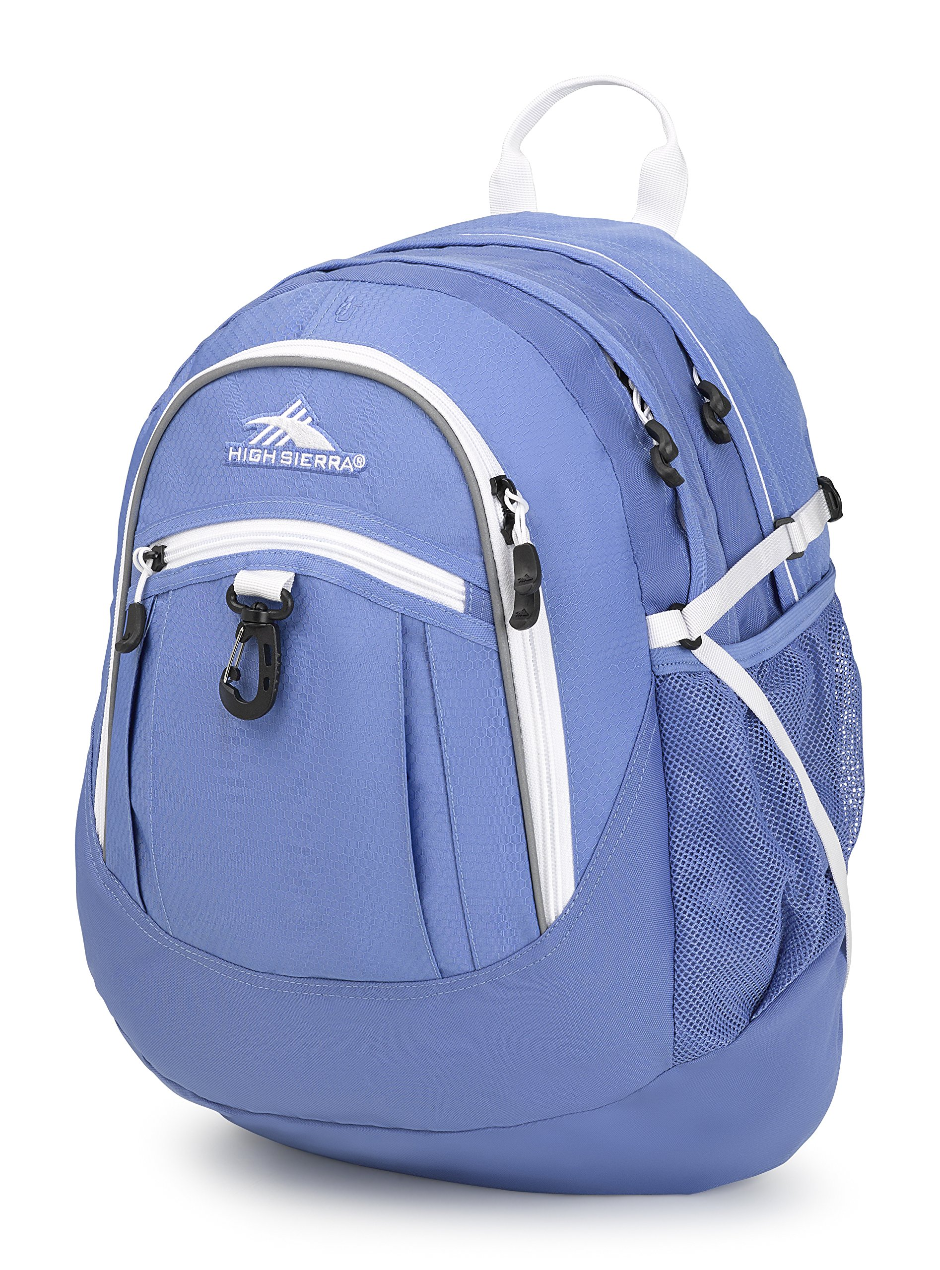 High Sierra Fatboy Backpack, Lapis/White