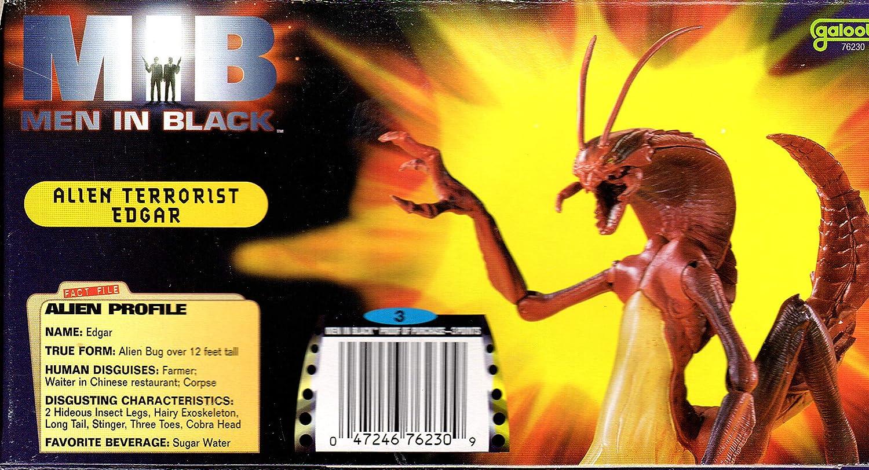 Men In Black Alien Terrorist Edgar Action Figure
