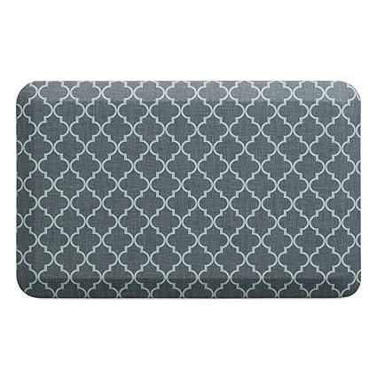 NewLife By GelPro Anti Fatigue Designer Comfort Kitchen Floor Mat, 20x32u201d,  Lattice