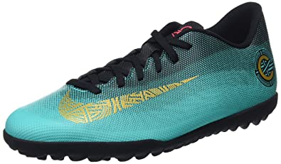Nike Vapor 12 Club Cr7 TF, Chaussures de Football Mixte