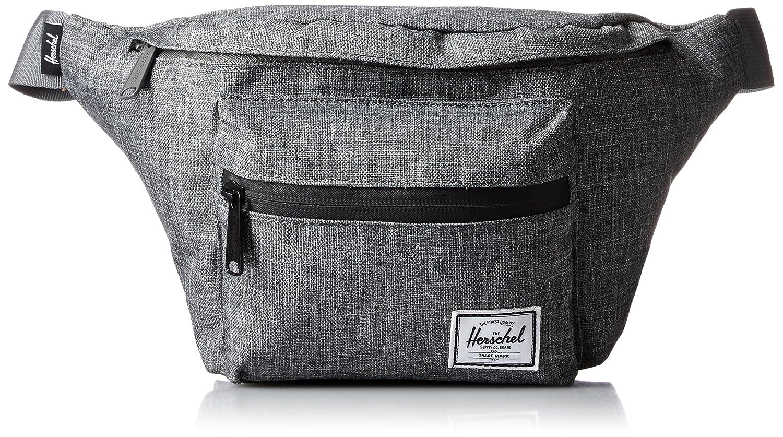 94cf0ddaba6 Herschel Supply Co. Seventeen Hip Pack,Raven Crosshatch,One Size
