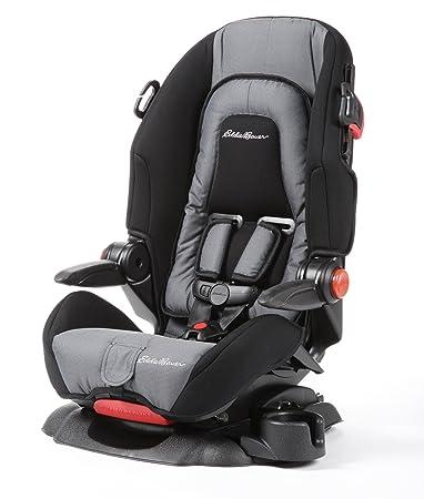 amazon com eddie bauer deluxe high back booster car seat in rh amazon com Target Eddie Bauer Car Seat Eddie Bauer Baby