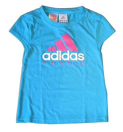 adidas shirt mädchen blau