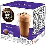 DolceGusto 雀巢咖啡胶囊 摩卡 48个单独包装, (24个特色杯) 48支