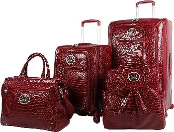 Kathy Van Zeeland Fashionable Luggage Set