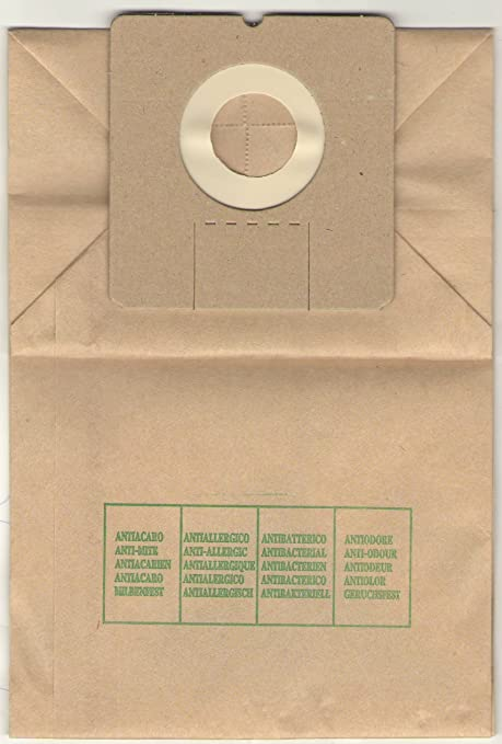 4 opinioni per Elettrocasa TS1 Confezione Sacchetti Aspirapolvere