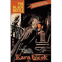 The: Kara Bocek by Francavilla FREE /& FAST D Black Beetle Francesco NEW Book