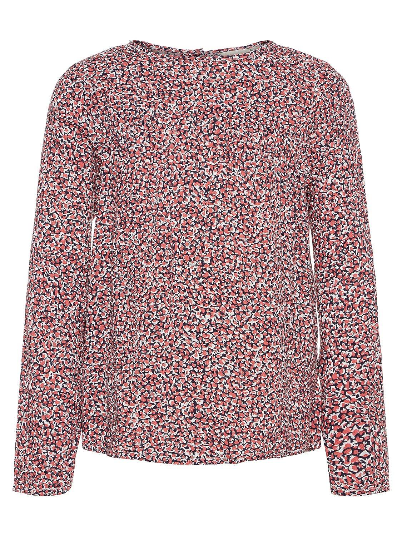NAME IT Mädchen Viskose Bluse Langarmshirt Shirt 13158785