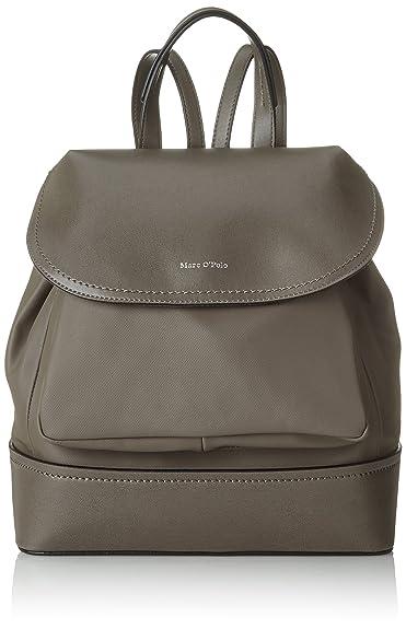 Marc OPolo - Backpack, Mujer Bolsos mochila, Gris (Grey ...