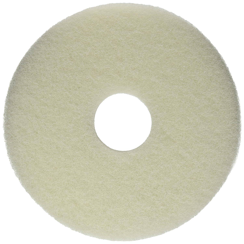 Lundmarkワックスpad-tkl13 Wは適用床パッド – thickline-13ホワイト B000VNCYJG