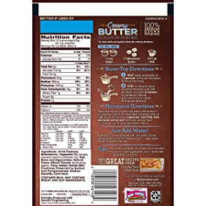 Betty Crocker Homestyle Creamy Butter Potatoes 4.7 oz Pouch (pack of 7)