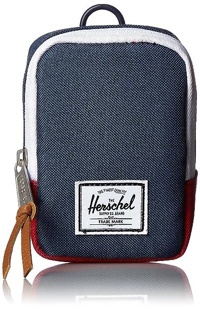c0b5c9eeb8a32 Herschel Supply Co. Men s Peterson 600D Poly Navy Red