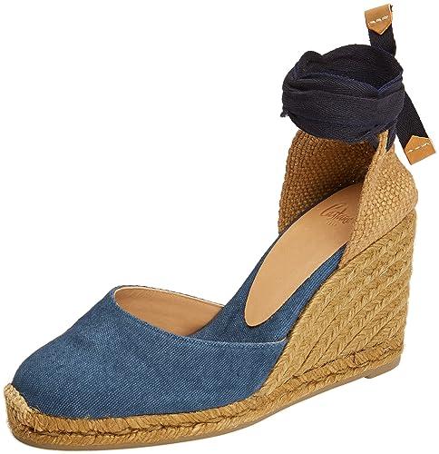 Castañer Carina8ss18002, Alpargatas para Mujer: Amazon.es: Zapatos y complementos
