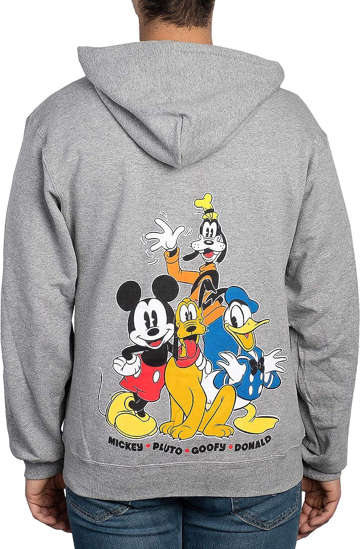 Hoodie Jumper Disney Mickey Mouse Baby Boys Pluto Oh Boy